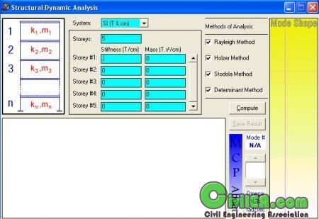 برنامج : Structural Dynamic Analysis 1.0 7cvl5b8ujvs6ar7llcc