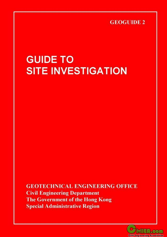 as 1726 geotechnical site investigations pdf