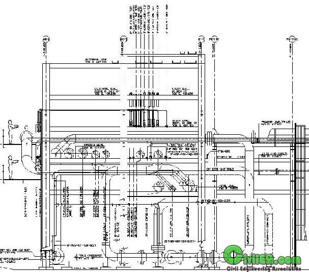 pipe rack structural steel design calculation