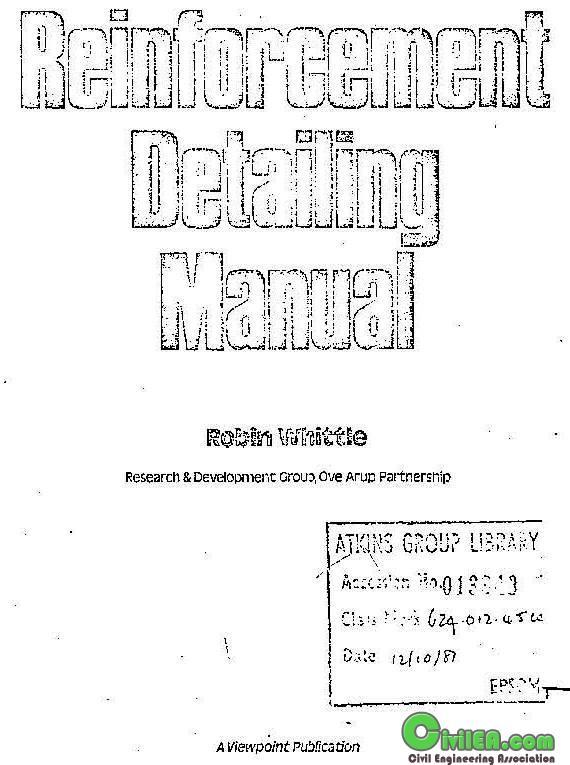 steel detailers manual pdf